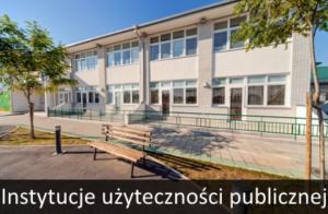 Instytucje użyteczności publicznej